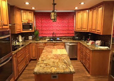 Traditional Kitchen Design and Renovation