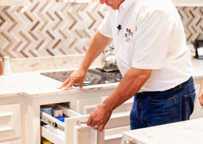 Orlando showing a CQR Kitchen Remodel Drawer