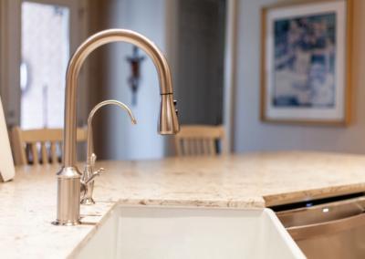 CQR Kitchen Sink Faucet