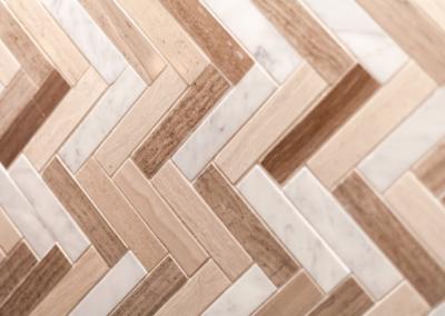 CQR Kitchen Tile work remodel
