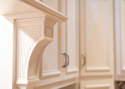 CQR Remodel Cabinet Detail work