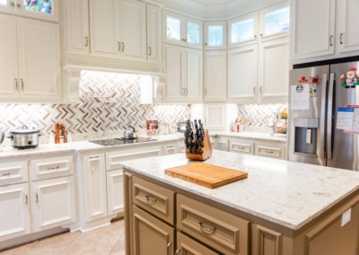 A CQR Remodeled Kitchen entire view